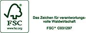 FSC - Das Zeichen für verantwortungsvolle Wandwirtschaft